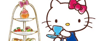 Café de Miki with Hello Kitty </br>公式ウェブサイト