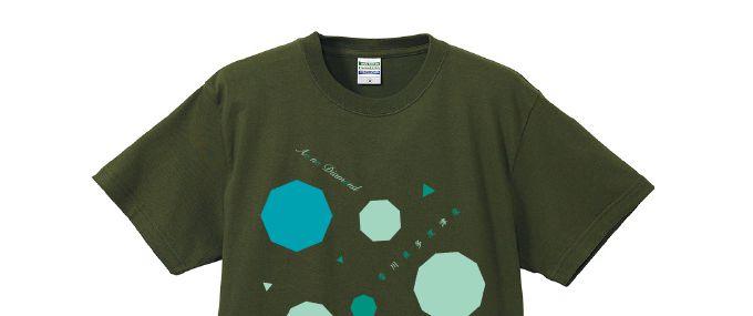 蒼のダイヤ</br>Tシャツ