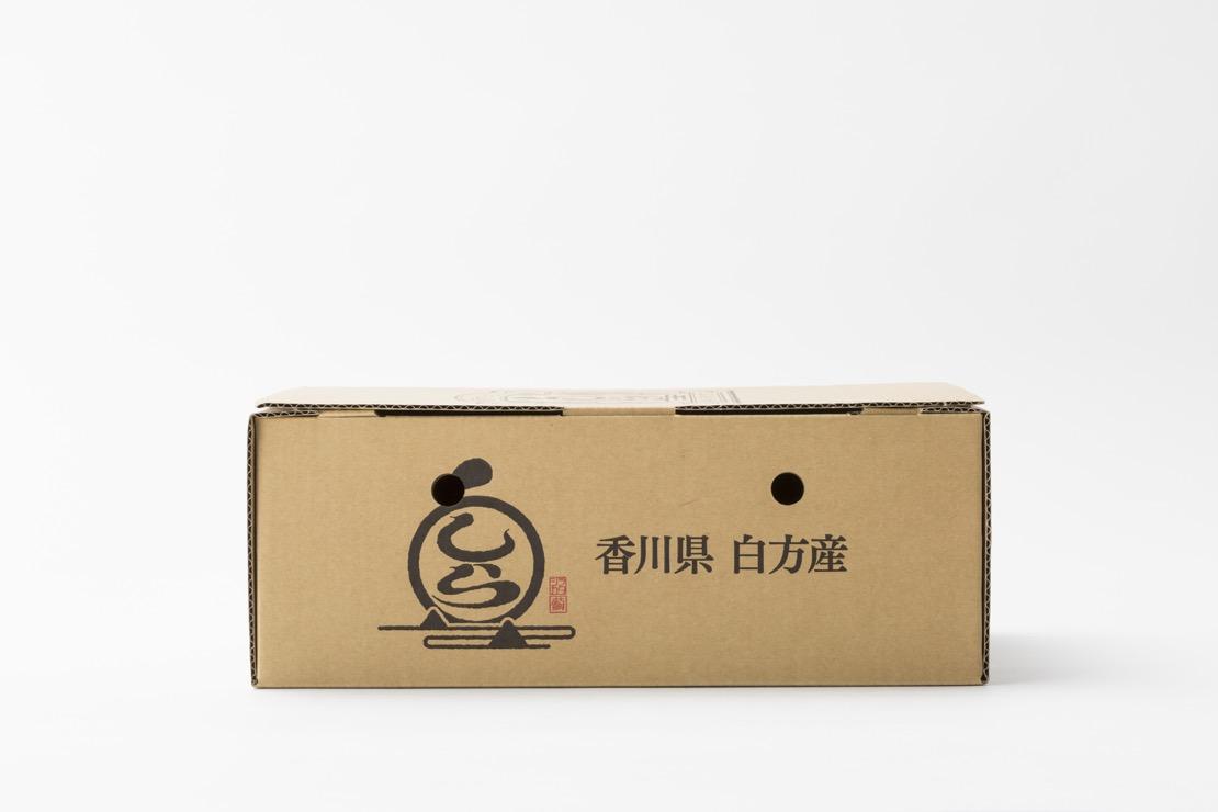 白方ぶどうパッケージ