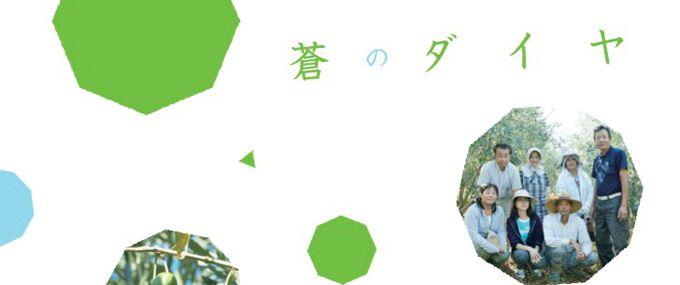 蒼のダイヤ</br>ポスター