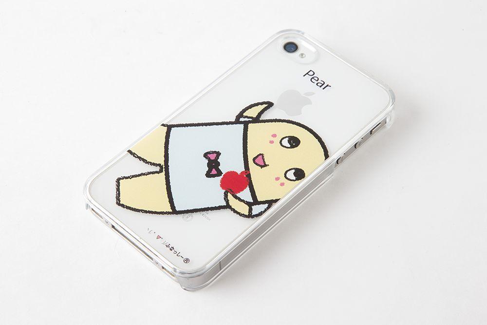 船橋市非公式キャラクターふなっしー 公式iPhoneケース